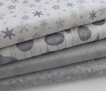 Kombi Sternenhimmel Schneeflocke Weihnachtskugel eiskristall (Copy)